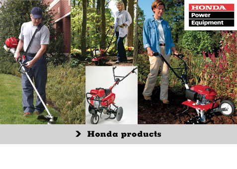 Dothan Outdoor Equipment - power equipment - honda power equipment